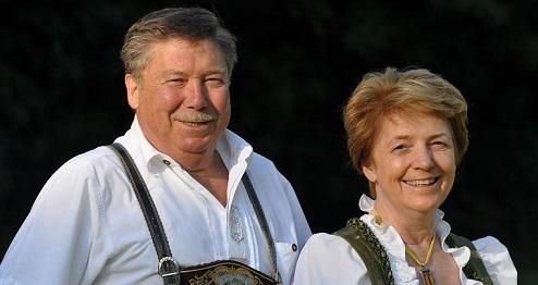 Gründer: Rosa und Josef Ertl