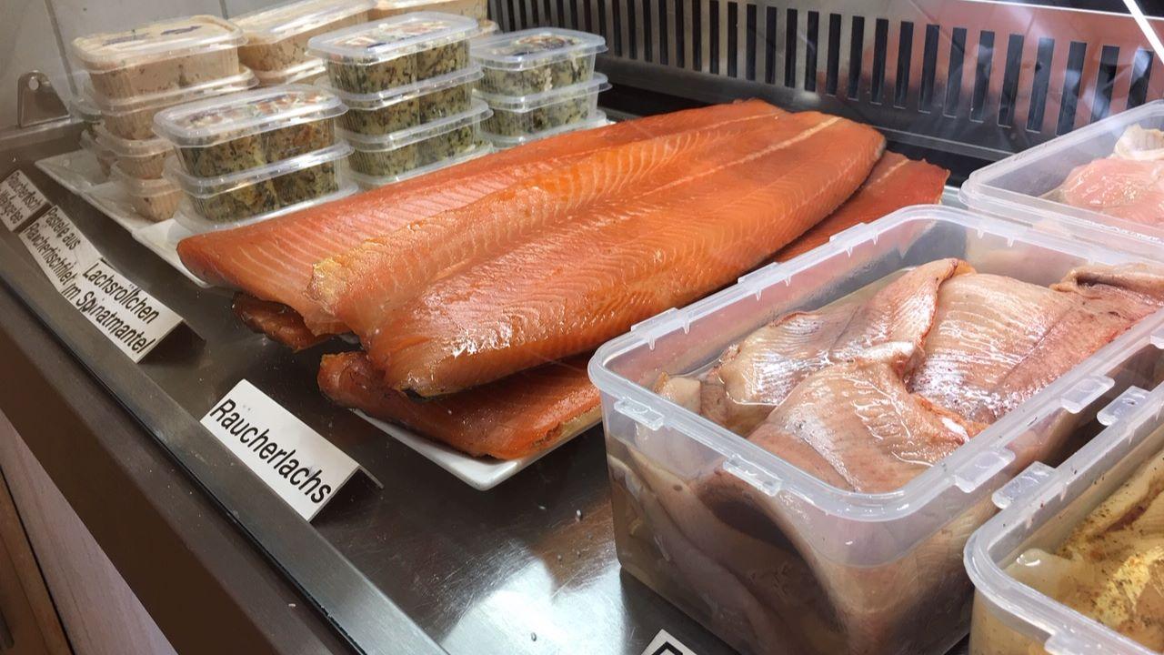 Fischfeinkost vom feinsten